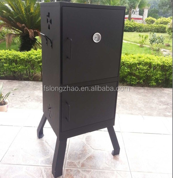 Vertical Gas Smoker ,backyard electric smoker