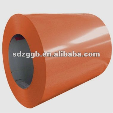 PPGI Color Coated Steel Coil (manufacturer with 10years export history )