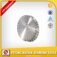 Wet and Dry Saw Diamond Saw Blade Natural Stone Cutting Blade For Mining Quarry Marble Granite