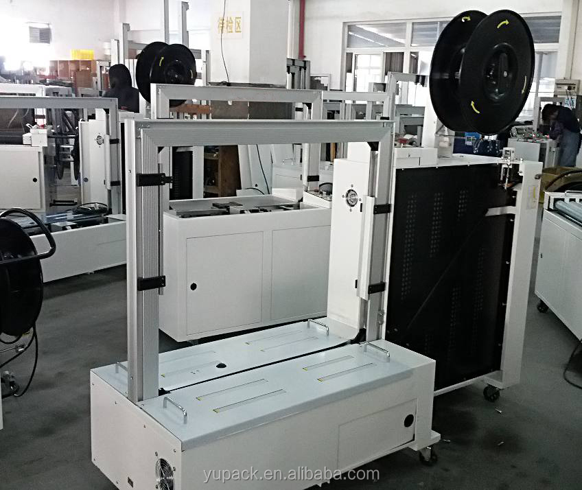 2017 Best selling model MH-101A automatic strapping machine