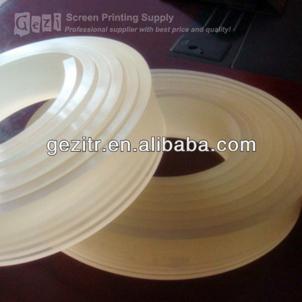 Gezi factory offer squeegee rubber blade for printing