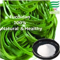 GMP Fucoidan Prime Quality Low Price, 100% Natural Seaweed Extract Powder 85% 95% 98%,