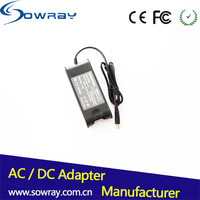 Power Adaptor 65W Laptop Charger 19.5V 3.34A External Battery Charger For Dell