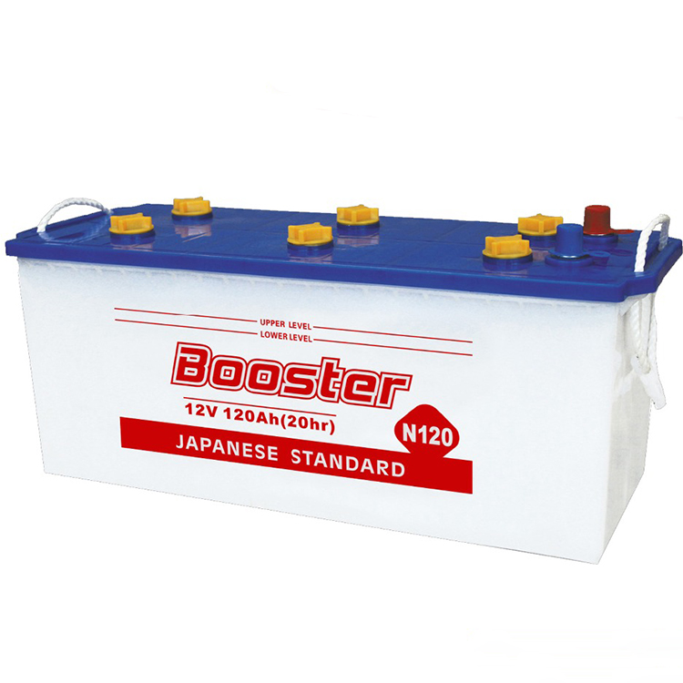 China wholesale volta scrap dry charged battery N150