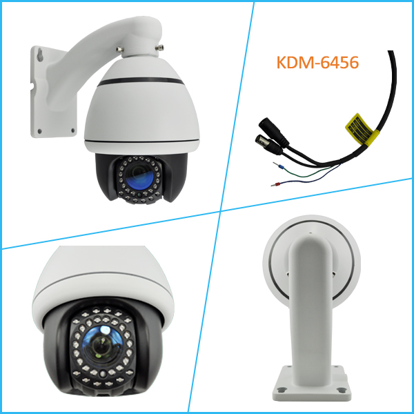 Rotating Speed Monitor : Top high speed indoor rotating dome surveillance