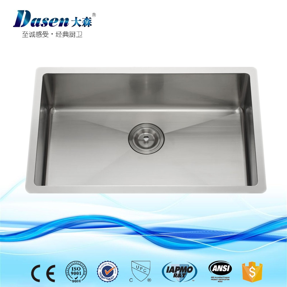 Hot New Imports Stainless Steel Hand Washing Small Black Kitchen Sink With Faucet