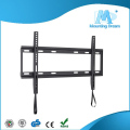 "low profile tv wall mount bracket fixed mount with lock and release strap for 42-65"" OLED LED LCDs"