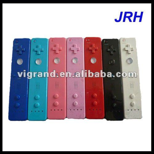 For nintendo wii controller ,with many colors , Made of ABS