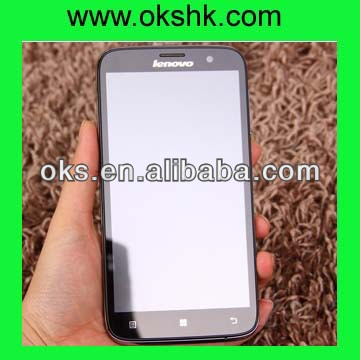 Lenovo A850 quad core MTK MT6582M 5.5inch android mobile phone