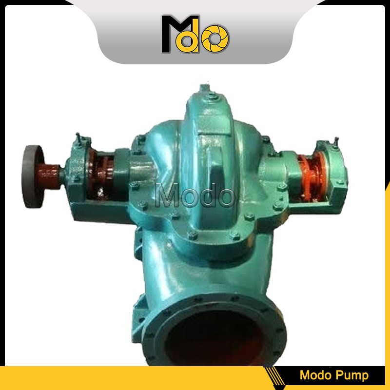 Surface Water Pump Centrifugal Double Suction Split Casing Pump