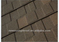 High Quality Ce Certificated Colorful Sand Coated Roof Tiles/stone coated steel roofing tiles