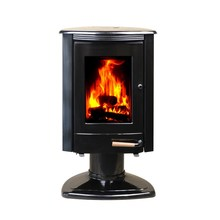 EPA approved European styling cast iron wood burning stove pellet stove freestanding wood fireplace