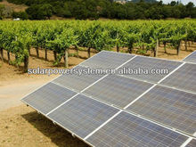 Bestsun 2013 New high power 6kw solar panel price india for home use