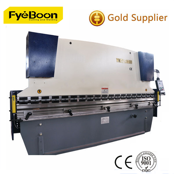 Best price bending machine cnc hydraulic press brake for sheet metal