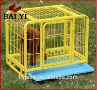 New Design Hot Sale Dog Aluminum Cage ,Collapsible Dog Kennel