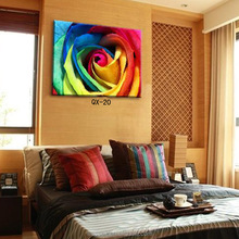 Abstract Living Room Canvas Oil Painting