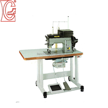 industrial sewing machinery with double-needle / multi-pattern