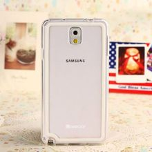 best selling silicone frame case for galaxy note 3 bumper case