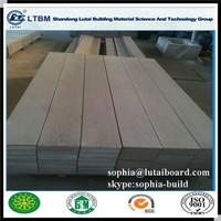 Villa exterior siding panel wood grain cement board cheap smart board