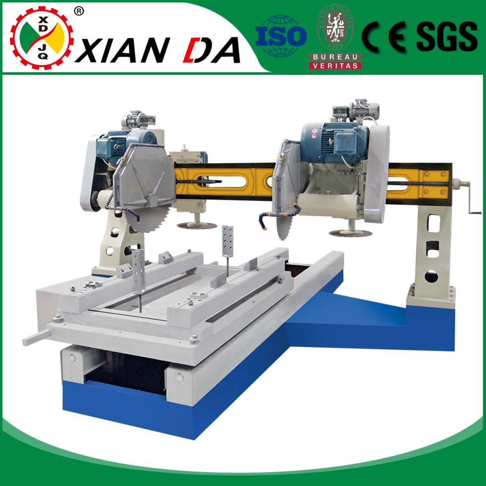 XianDa HKB-41500 Precision Slice Edge Cutting Machine For Stone Column Slab Granite Marble,Stone Cutter,Stone Cutting Machines