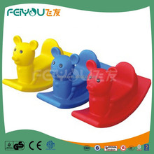 Vendita calda del fumetto squirrel design kids mini amusement rides