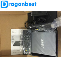 Acemax New M8S Plus Android 5.1 Tv Box S812 Quad Core Dual Band Wifi 1000M Ethernet High Speed Net