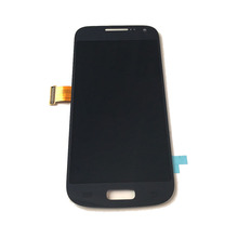 Original Replacement touch display lcd digitizer screen assembly for samsung galaxy s4 mini i9190 i9192 i9195 lcd with frame