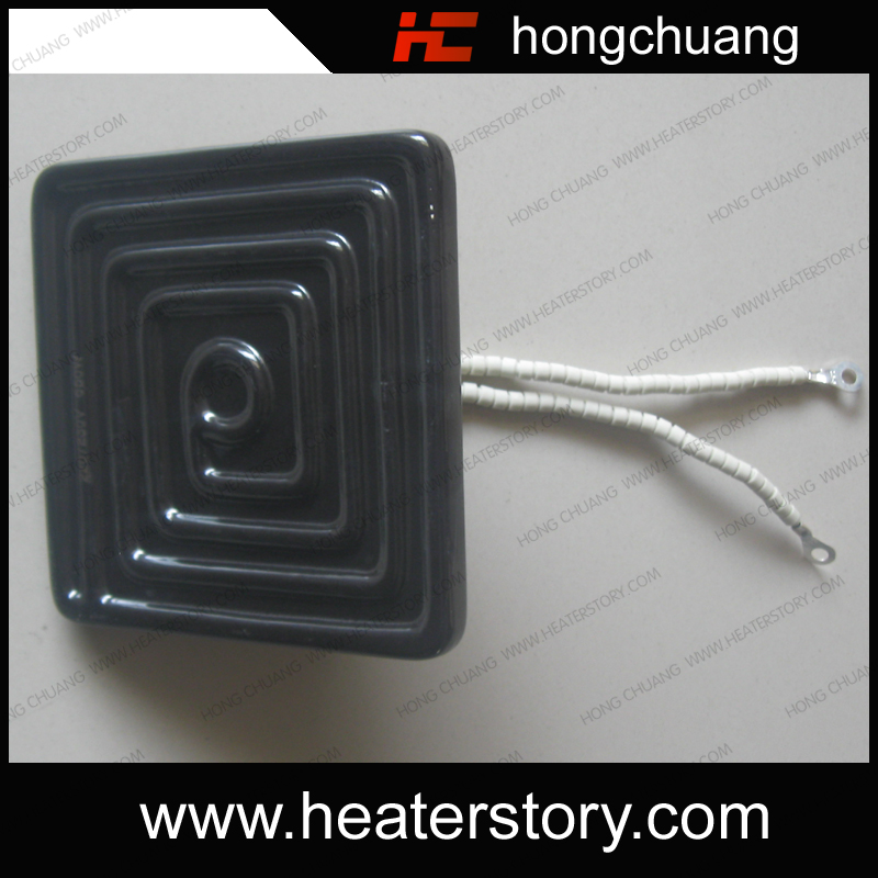 High Quality thermocouple K 800 watts 220 volts far infrared ceramic radiator