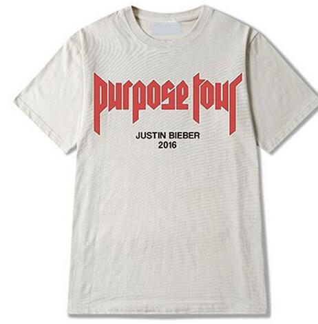 Vfiles Justin Bieber Fear Of God Purpose Tour T Shirt Men My Mama Dont Like You Letter Printed Tops Tee Hip Hop Streetwear