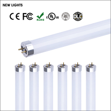replacement fluorescent 36w 4ft t8 glass led tube 18w 3000k- 6500k with CE