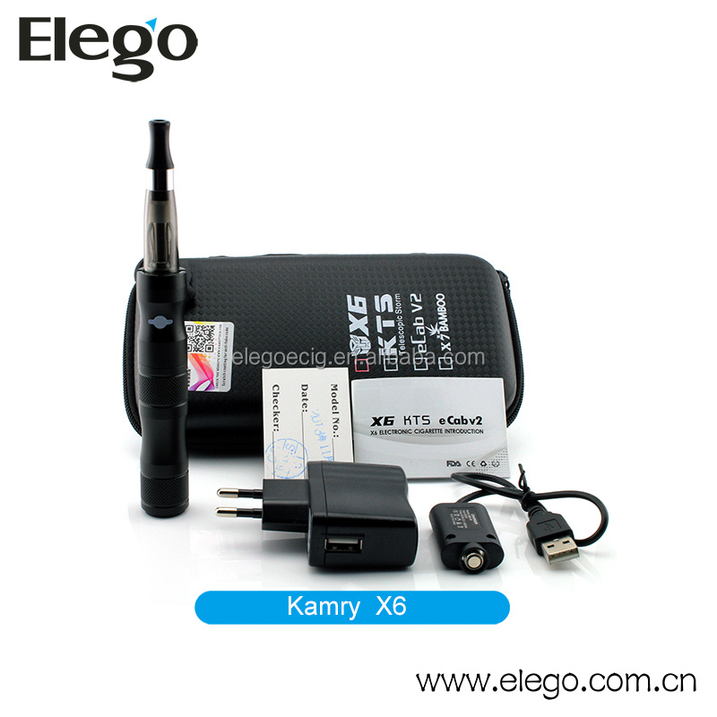 Lead Time Within 24 Hours Elego Hot-sale Kamry Vaporizer Pen X6 Kits