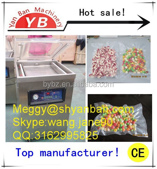 Rice Corn Meat Price Automatic Vacuum Packing Machine YB-500