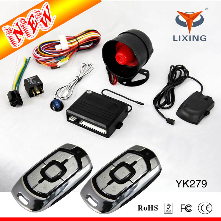 car security car alarm with sound