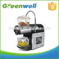 10-year no complaint New design mini cocoa bean oil press machine