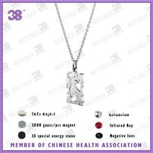 Charm stainless steel pendant large heart pendant