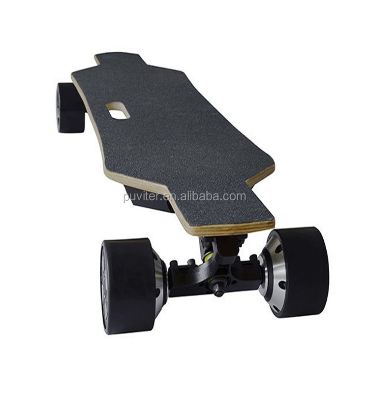 Hot Selling boosted electric skateboard 800W skateboard with remote control double drive (ESK06)