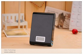 hot selling power bank lcd portable 20000 mah power bank