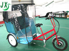Electric Pedicab Bike Taxi Auto Rickshaw for sale