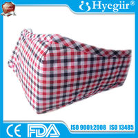 High Quality Plaid Pattern Filter Type Gauze Mask with CE, FDA
