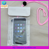Hottest waterproof phone case for iPhone 5/5S waterproof cell phone bag