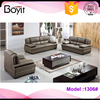 Top Grade Leather Fancy Sofa Set