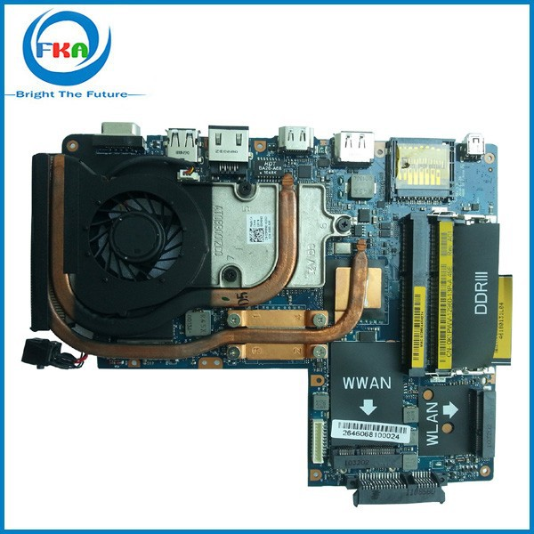 Laptop Motherboard K1PWV For Dell Alienware M11x Integrated Intel GMA 4500MHD