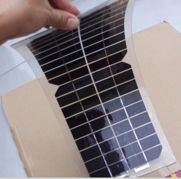 18w mini 18v flexible small solar panel with custom size design