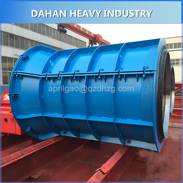 Reinforced Concrete Box Culvert Pipe Production Line Machinery