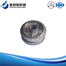CNC machining die casting motorcycle Parts