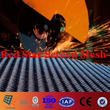 ISO9001 Factory Supply lock crimped weave wire screens for Process Screening and Sieving