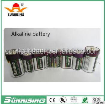 R6P 1.5V Um-3 AA Zinc Carbon Battery AA, Um3 AA Battery R6P Non-Rechargeable 1.5V Heavy Duty Dry Cell Battery Customs Data