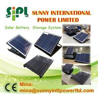 30 watt Batteries for Solar Systems (solar) energy storing system solar rechargeable battery sytem
