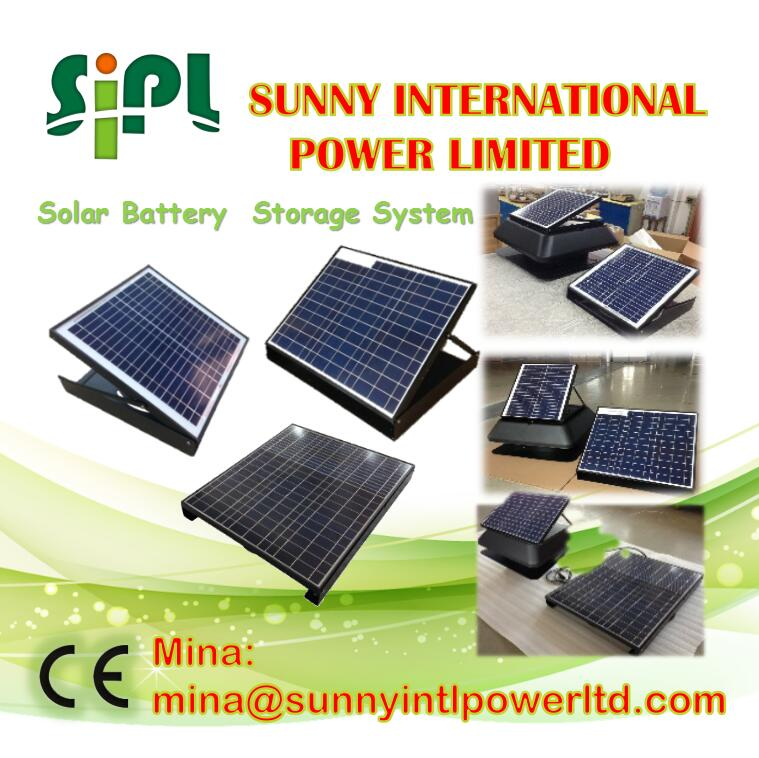 30 watt Batteries for Solar Systems vent kits solar energy storing system solar rechargeable battery sytem