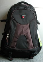 Brown wholesale custom china mountain backpack